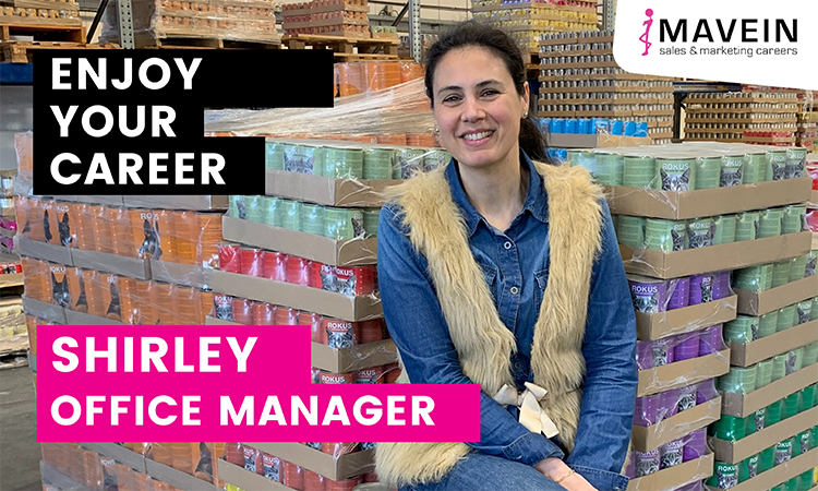 Banner Enjoy Your Career Shirley